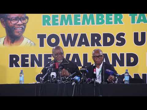 Nkandla, State Capture still divides the ANC - Mantashe