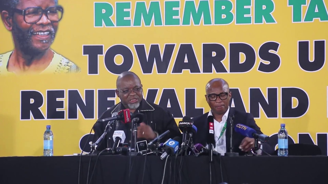 Nkandla, State Capture still divides the ANC - Mantashe