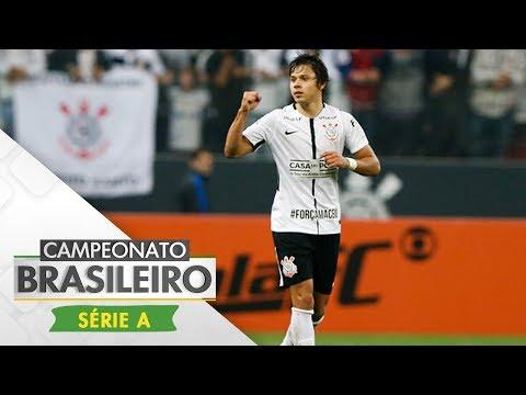 Melhores Momentos - Corinthians 2 x 0 Santos - Campeonato Brasileiro (03/06/2017)