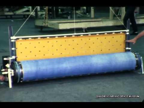 F 1549 Ryan Aeronautical Large Solar Panel