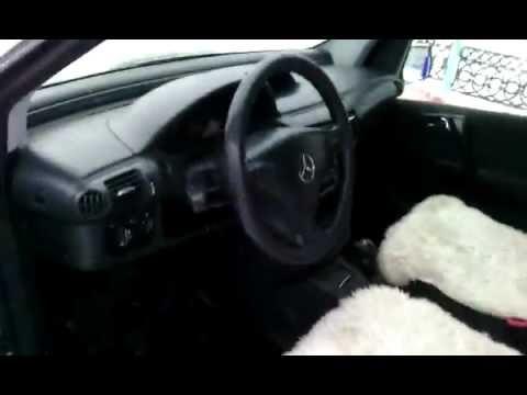 Продажа Mercedes Benz Vaneo 2003 год в Бийске