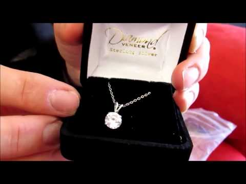 Simulated diamond jewelry as seen on TV! Best cz simulated diamonds!