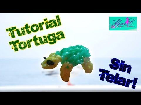 ♥ Tutorial: corazón macizo de gomitas (con telar) ♥ from YouTube · Duration:  21 minutes 16 seconds