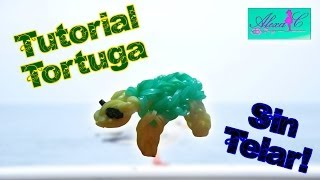 Repeat youtube video ♥ Tutorial: Tortuga de gomitas (sin telar) ♥