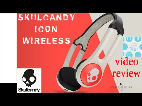 SkullCandy Icon wireless Video review