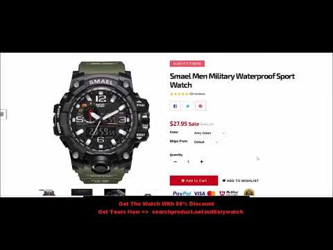 Best Military Watch Under 500 - Apple Watch Military Time