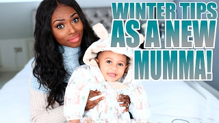 MY WINTER TIPS & HACKS AS A NEW MUM! ad