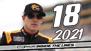 Daniel Hemric To Joe Gibbs Racing In 2021 | NASCAR In Las Vegas Until 2031