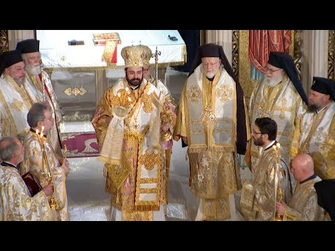 Ordination of Metropolitan Nathanael of Chicago
