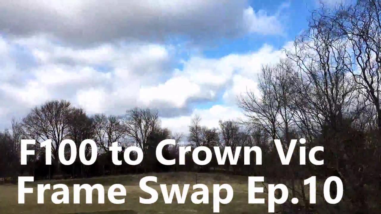 f100 to crown vic frame swap ep 10 wiring, gauges, etc youtube j series swap f100 to crown vic frame swap ep 10 wiring, gauges, etc