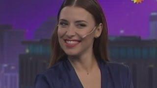 "Mariana Brey en ""Como anillo al dedo"" (Canal 13) - 02/02/2016 - Styling Glamoureando"