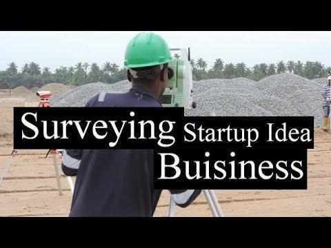 Survey Business l land, road survey, farm survey l Startup Idea for Surveyor l Hindi l Suraj Laghe