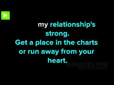 The Matrimony ~ Wale, ft  Usher Karaoke Version ~ Karaoke 808