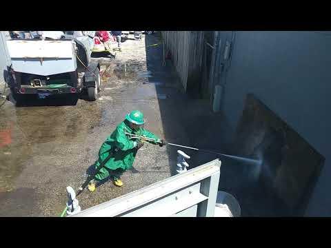 HydroBlast Training