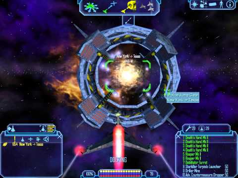 Lukozer PC Game Reviews - 034 - Freelancer, by Digital Anvil / Microsoft