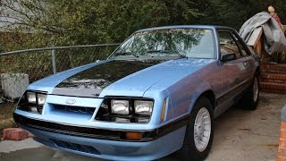 '86 Foxbody Mustang Swap Project - Part 1