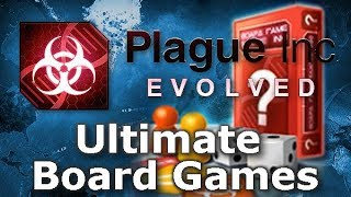 Plague Inc: Official Scenarios - Ultimate Board Games (Mega Brutal)