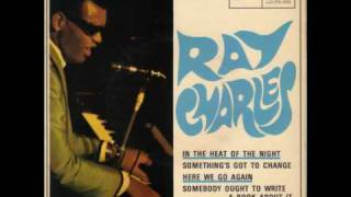 RAY CHARLES / SOMETHING