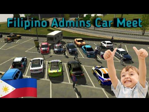 Car Parking Multiplayer   Admin Car Meet (PH)   Part III