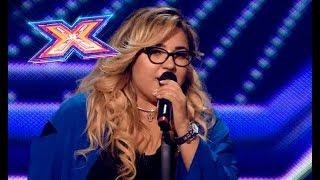 Маргарита Двойненко – Beyonce – Listen – Х-фактор 9. Тренировочный лагерь