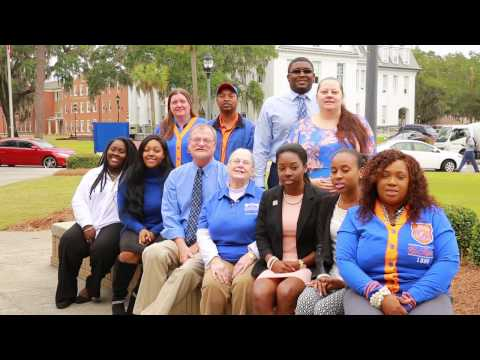 Savannah State University holiday greetings - 2016