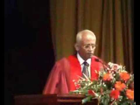 Convoction Address, PIM Convocation 2009