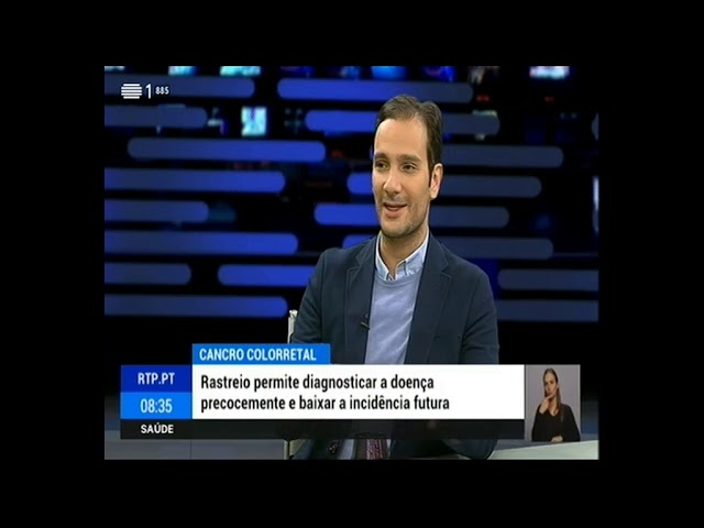 Cancro Colorectal - RTP Bom Dia Portugal