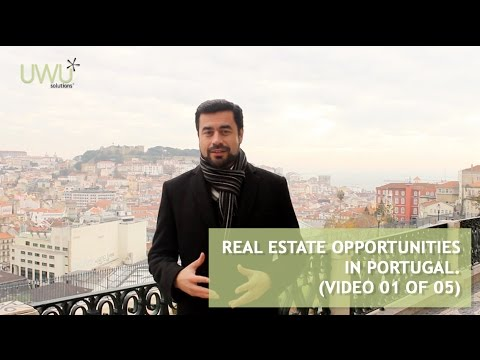 Real Estate Opportunities in Portugal - Why Portugal? - Video 01 of 05