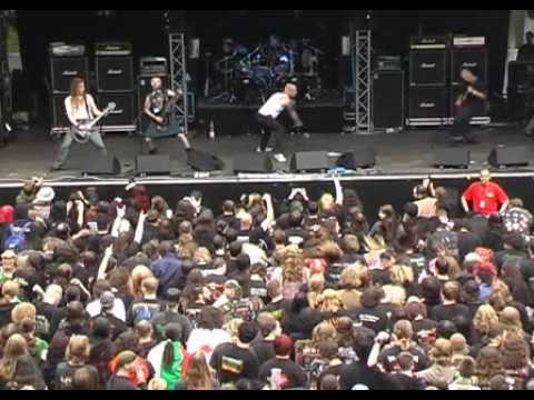 Gorerotted @ Live at Summer Breeze Festival - 2004