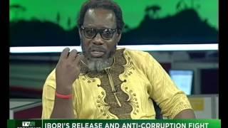 Ibori's release and anti-corruption fight