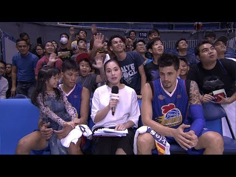 Best Players: Mark Barroca and Marc Pingris | PBA Philippine Cup 2018