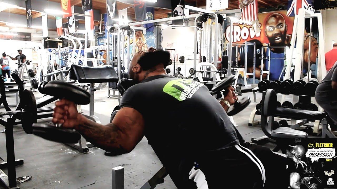 Bodybuilding Training Ebook