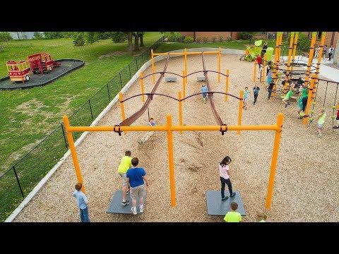 Mt. Olive Lutheran School - Delano, MN - Visit A Playground - Landscape Structures