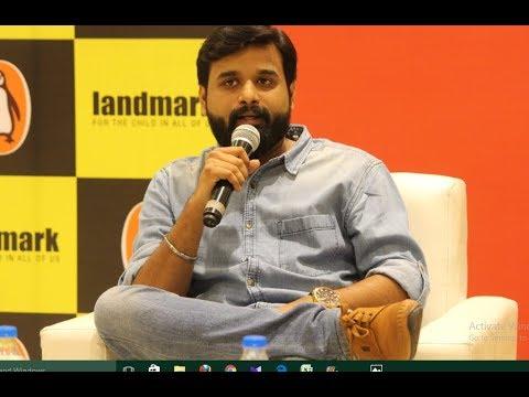 Sudeep Nagarkar talks about the process of publishing a novel