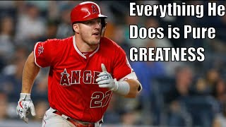 Mike Trout Highlights