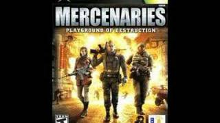 Mercenaries: POD Music- Hidden Valley Bunker
