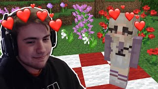Sapnap Goes On A Minecraft Date...