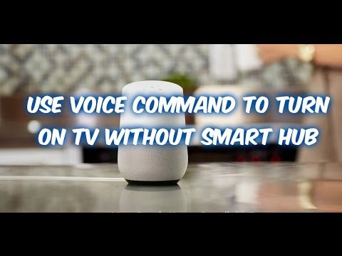 How to turn on TV with Google Home Speaker & Chromecast without Smart Hub