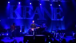 Keane, 'Back In Time' Live, Olympia, Dublin 2010-06-23-2108.mpg