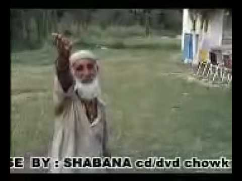 Pashtoon Baba Rock on pashto song Shore da bangroo joor kra by Rahim shah and Nazia Iqbal