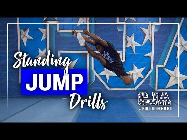 Standing Jump Drills