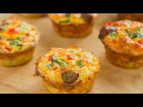 Amazing Egg Muffins (Low carb /keto friendly)