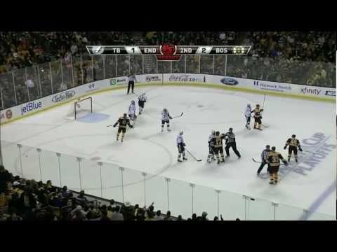 Bruins-Tampa Game 5 Highlights 5/23/11