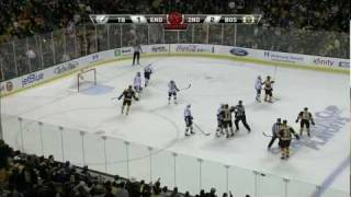 Bruins-Tampa Game 5 Highlights 5/23/11