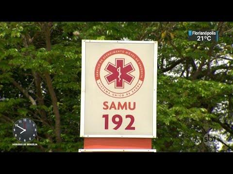 Médico do Samu é afastado após xingar homem durante chamado de socorro | SBT Brasil (04/10/17)