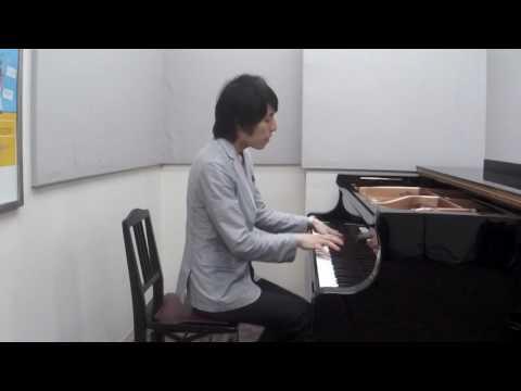 島村楽器ラゾーナ川崎店 ピアノ科講師演奏動画『白雪姫』より「いつか王子様が」安並貴史