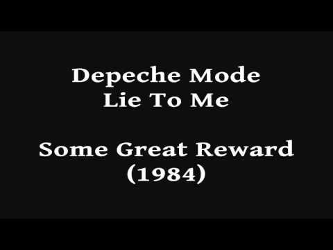 Depeche Mode - Lie To Me HD (audio only) mp3