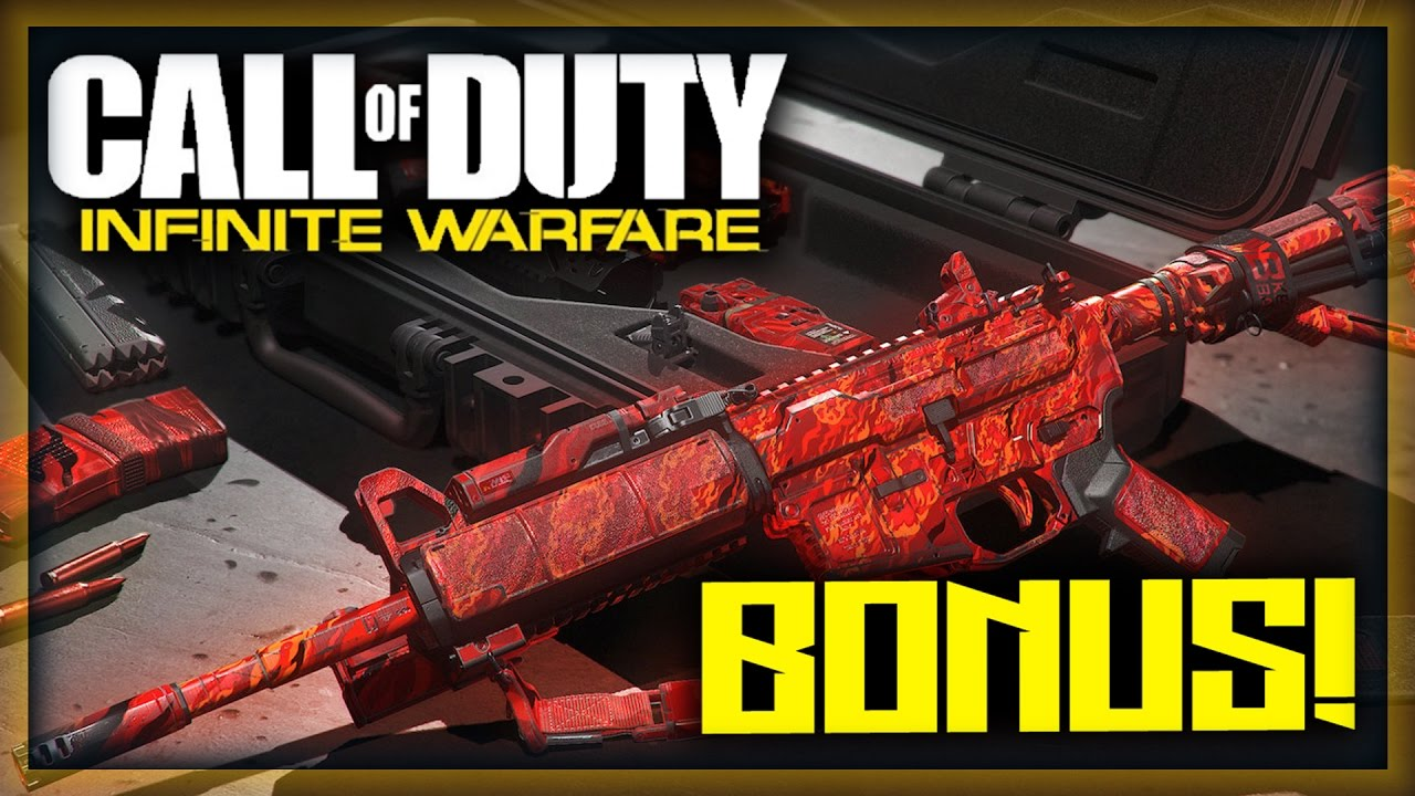 stable quality genuine shoes coupon code Infinite Warfare - NEW PRE-ORDER BONUSES!! NEW HELLSTORM CAMO, BULLETHAWK  CAMO, & MORE!!!