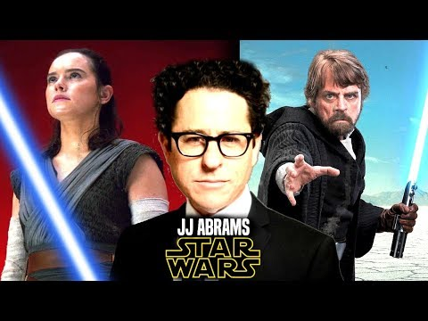 Star Wars! JJ Abrams Responds To Backlash & Episode 9 Star Wars