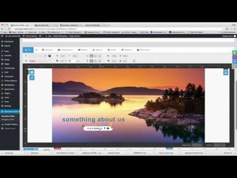Revolution Slider for WordPress Full Demo